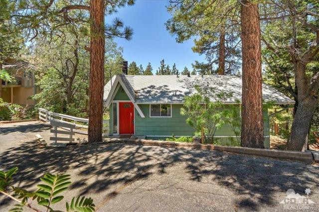 1266 San Pasqual Drive, Big Bear, CA 92315 (MLS #219018013) :: Deirdre Coit and Associates