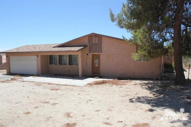 49115 Hibiscus Drive, Morongo Valley, CA 92256 (MLS #219018043) :: Deirdre Coit and Associates