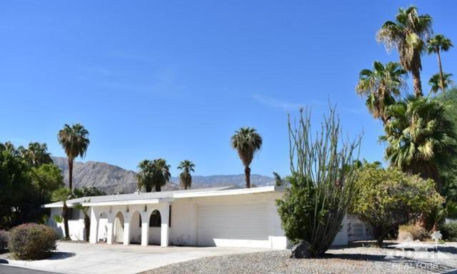 70181 Cobb Road, Rancho Mirage, CA 92270 (MLS #219018091) :: Deirdre Coit and Associates