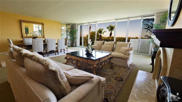 900 Island Drive #703, Rancho Mirage, CA 92270 (MLS #219018267) :: Brad Schmett Real Estate Group