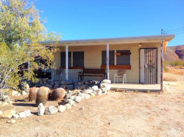 22125 Lamel Road, Desert Hot Springs, CA 92241 (MLS #219018291) :: Brad Schmett Real Estate Group