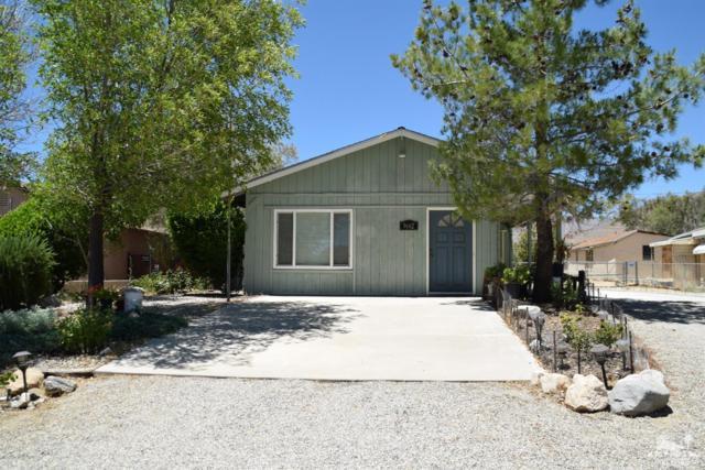 9682 Bella Vista Drive, Morongo Valley, CA 92256 (MLS #219018453) :: Deirdre Coit and Associates