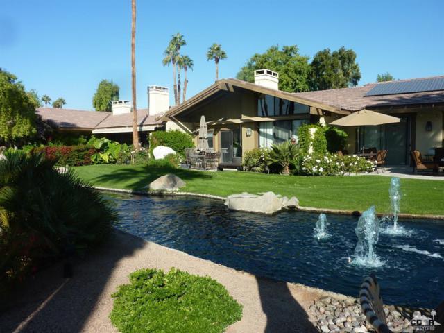 95 Laredo Lane Lane, Palm Desert, CA 92211 (MLS #219018489) :: The Sandi Phillips Team