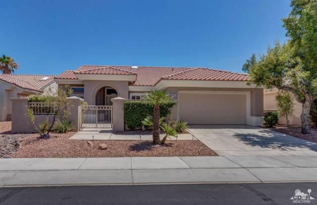 78537 Purple Sagebrush Avenue, Palm Desert, CA 92211 (MLS #219018571) :: The Jelmberg Team