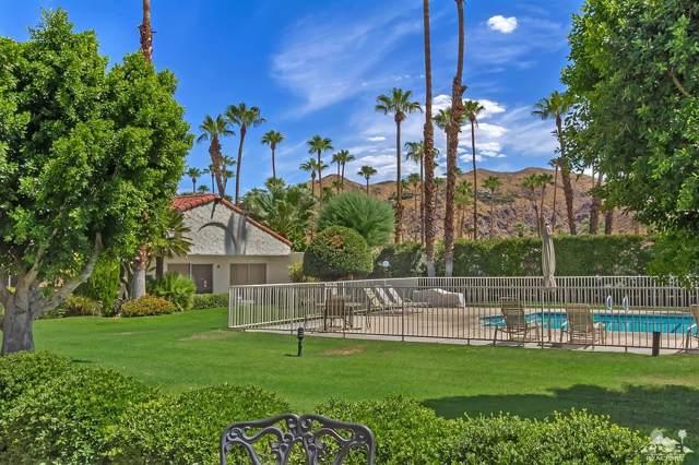 1833 S Araby Drive S #16, Palm Springs, CA 92264 (MLS #219018775) :: Hacienda Group Inc