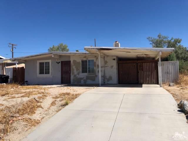 66230 Acoma Avenue, Desert Hot Springs, CA 92240 (MLS #219018913) :: The Jelmberg Team