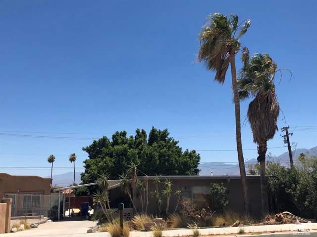 66099 1st Street, Desert Hot Springs, CA 92240 (MLS #219019109) :: Brad Schmett Real Estate Group
