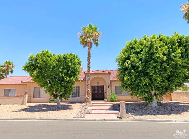 8990 Oakmount Boulevard, Desert Hot Springs, CA 92240 (MLS #219019235) :: Brad Schmett Real Estate Group
