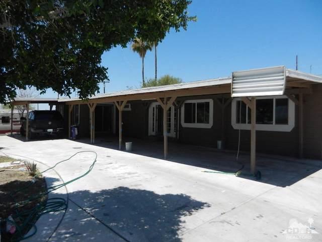 99450 Pleasant View Drive, Mecca, CA 92254 (MLS #219019303) :: Hacienda Group Inc