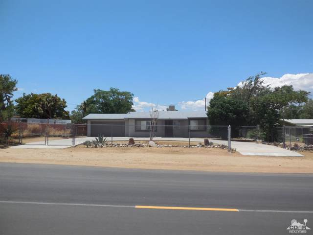 7530 Palm Avenue, Yucca Valley, CA 92284 (MLS #219019331) :: Deirdre Coit and Associates
