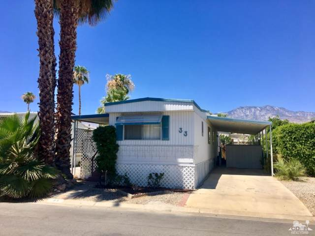 35100 Date Palm Dr #33, Cathedral City, CA 92234 (MLS #219019347) :: Brad Schmett Real Estate Group