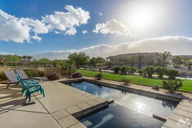 28587 W Natoma Drive, Cathedral City, CA 92234 (MLS #219019429) :: The Jelmberg Team