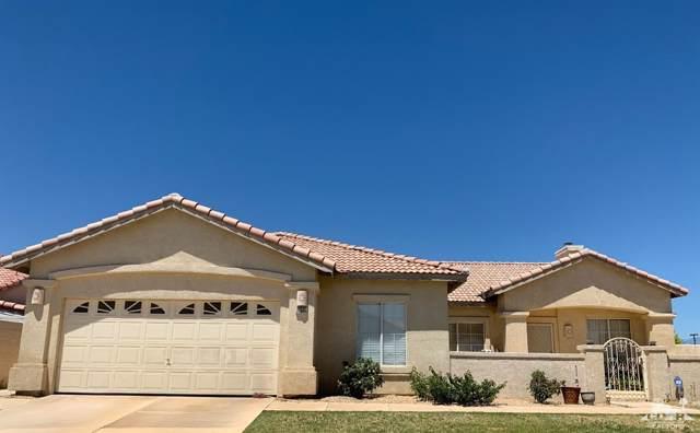 31545 Christy Way, Thousand Palms, CA 92276 (MLS #219019447) :: Brad Schmett Real Estate Group