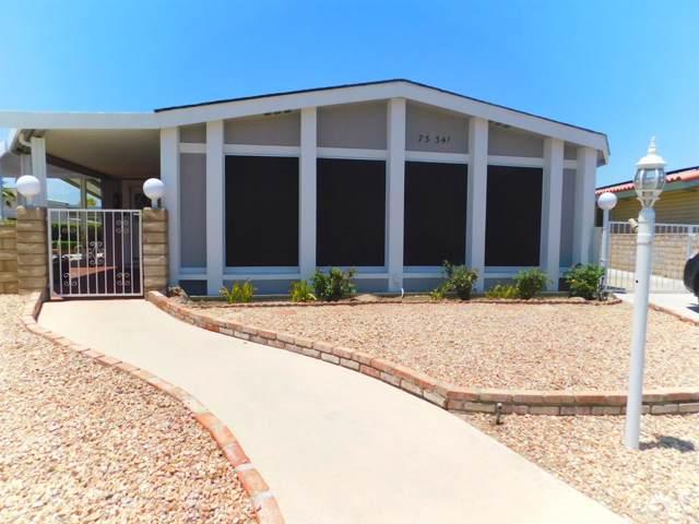 73341 Brown Rabbit Drive, Palm Desert, CA 92260 (MLS #219019491) :: Hacienda Group Inc