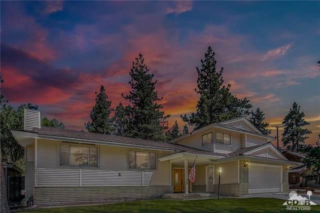 279 Bluebird Court, Big Bear, CA 92315 (MLS #219019529) :: Deirdre Coit and Associates