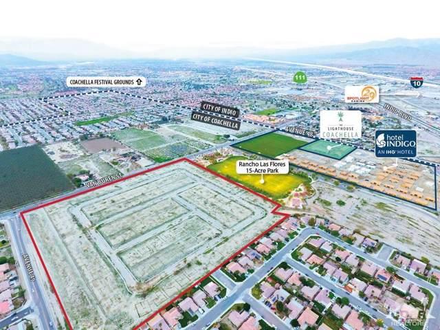 0 Van Buren Street, Coachella, CA 92236 (MLS #219019545) :: Deirdre Coit and Associates