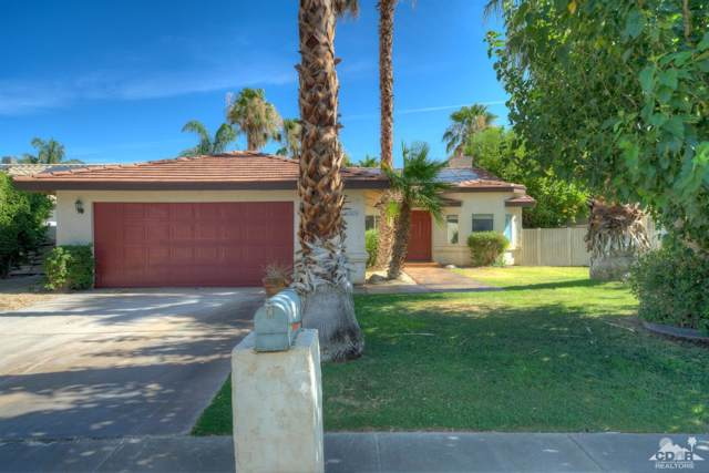 68410 Verano Road, Cathedral City, CA 92234 (MLS #219019571) :: The John Jay Group - Bennion Deville Homes