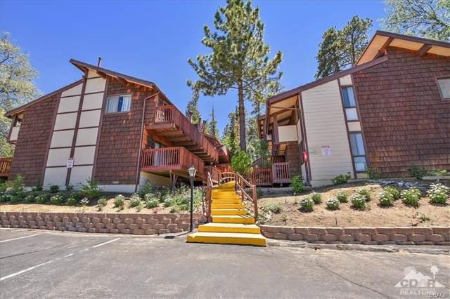 961 Trush Drive #14, Big Bear, CA 92315 (MLS #219019617) :: Deirdre Coit and Associates