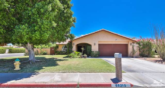 68215 Modalo Road, Cathedral City, CA 92234 (MLS #219019723) :: The John Jay Group - Bennion Deville Homes