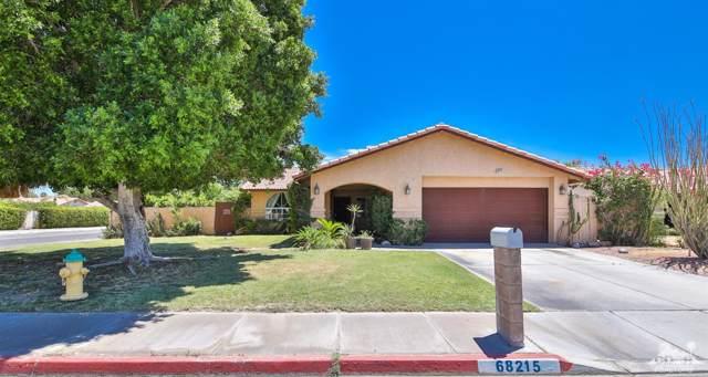 68215 Modalo Road, Cathedral City, CA 92234 (MLS #219019723) :: Hacienda Group Inc