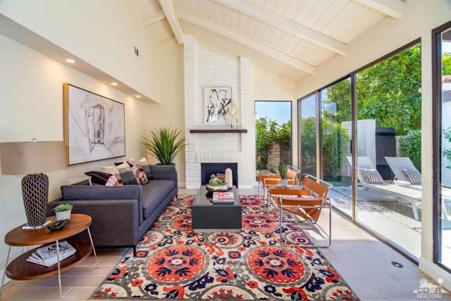 2566 Miramonte Circle E F, Palm Springs, CA 92264 (MLS #219019775) :: Brad Schmett Real Estate Group