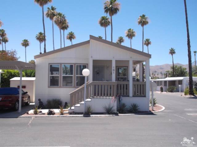 161 Coyote, Cathedral City, CA 92234 (MLS #219019869) :: Brad Schmett Real Estate Group