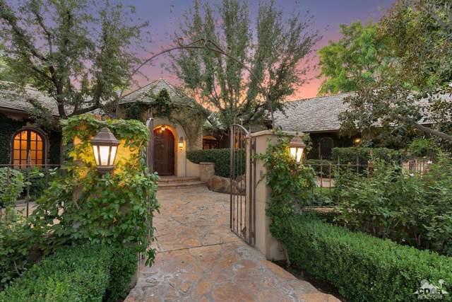 40715 Morningstar Road, Rancho Mirage, CA 92270 (MLS #219020111) :: Brad Schmett Real Estate Group