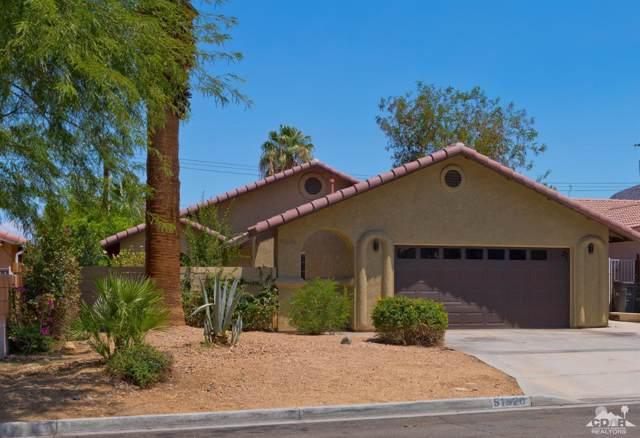 51520 Avenida Carranza, La Quinta, CA 92253 (MLS #219020311) :: The Sandi Phillips Team