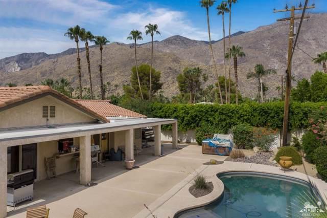 700 E Mesquite Avenue, Palm Springs, CA 92264 (MLS #219020503) :: Brad Schmett Real Estate Group