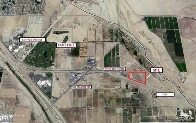 0 Intersate 10, Coachella, CA 92236 (MLS #219021147) :: Hacienda Group Inc