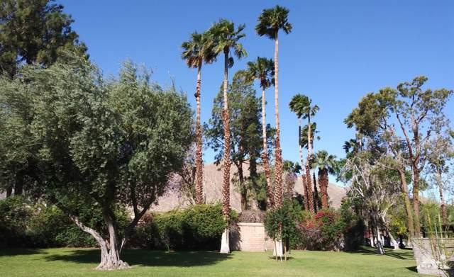 701 N Los Felices Circle W #116, Palm Springs, CA 92262 (MLS #219021163) :: Brad Schmett Real Estate Group