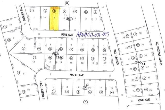 2492 Pine Avenue, Salton City, CA 92275 (MLS #219021217) :: Hacienda Group Inc