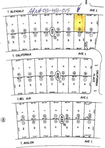 1237 Glendale Avenue, Salton City, CA 92275 (MLS #219021219) :: Hacienda Group Inc
