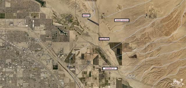 0 Dillon Rd., Indio, CA 92201 (MLS #219021457) :: Brad Schmett Real Estate Group