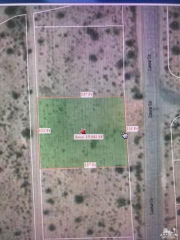 2741 Lesser, Salton City, CA 92274 (MLS #219021519) :: Hacienda Group Inc