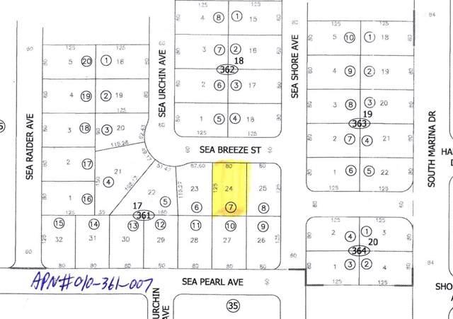2535 Sea Breeze Avenue, Salton City, CA 92275 (MLS #219021539) :: Hacienda Group Inc