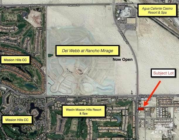 0 Bob Hope Drive, Rancho Mirage, CA 92270 (MLS #219021557) :: Brad Schmett Real Estate Group