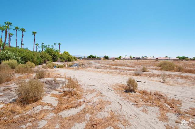 0 3.58 Acres Cathedral Canyon Drive, Cathedral City, CA 92234 (MLS #219021573) :: Brad Schmett Real Estate Group