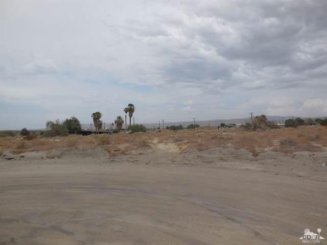 0 Agua Sal Circle, Mecca, CA 92254 (MLS #219021639) :: Hacienda Group Inc