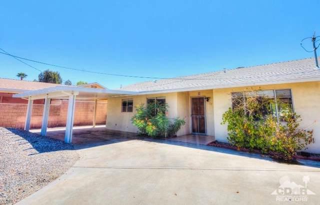 77011 California Drive, Palm Desert, CA 92211 (MLS #219021651) :: The Sandi Phillips Team