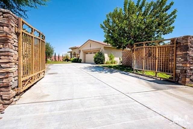108 Via Tiberio, Rancho Mirage, CA 92270 (MLS #219021707) :: The John Jay Group - Bennion Deville Homes