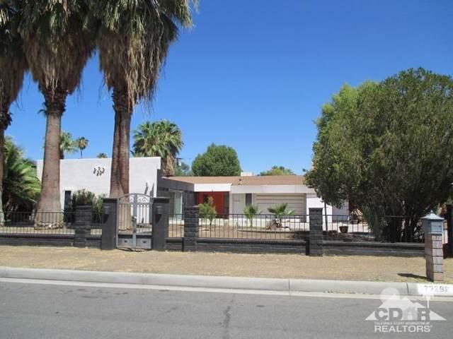 72890 Mimosa Drive, Palm Desert, CA 92260 (MLS #219021755) :: Brad Schmett Real Estate Group