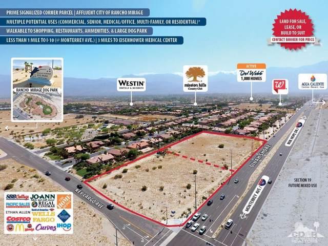 0 Dinah Shore Drive, Rancho Mirage, CA 92270 (MLS #219021771) :: Brad Schmett Real Estate Group