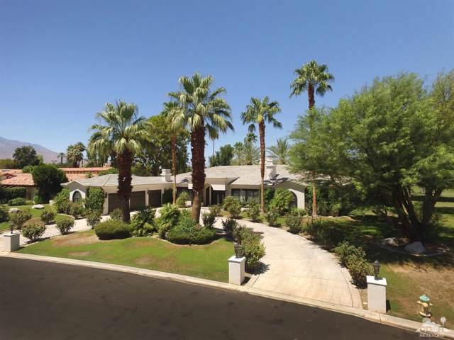71250 N Thunderbird Terrace, Rancho Mirage, CA 92270 (MLS #219021827) :: The Jelmberg Team