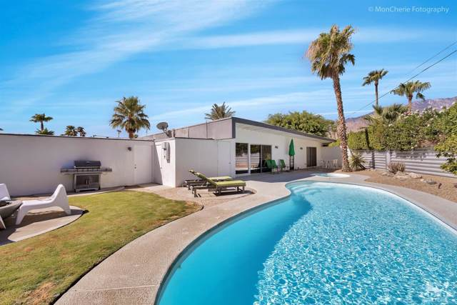 3420 E Camino Rojos, Palm Springs, CA 92262 (MLS #219021917) :: Deirdre Coit and Associates
