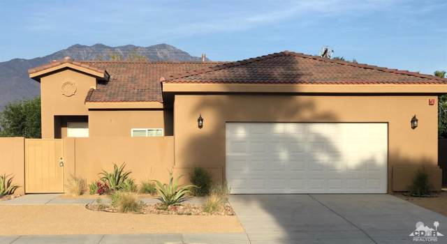 68255 Modalo Road, Cathedral City, CA 92234 (MLS #219022061) :: The John Jay Group - Bennion Deville Homes
