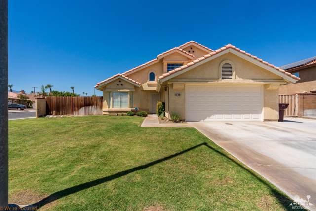 43629 Hollyhock Street, Indio, CA 92201 (MLS #219022123) :: The John Jay Group - Bennion Deville Homes