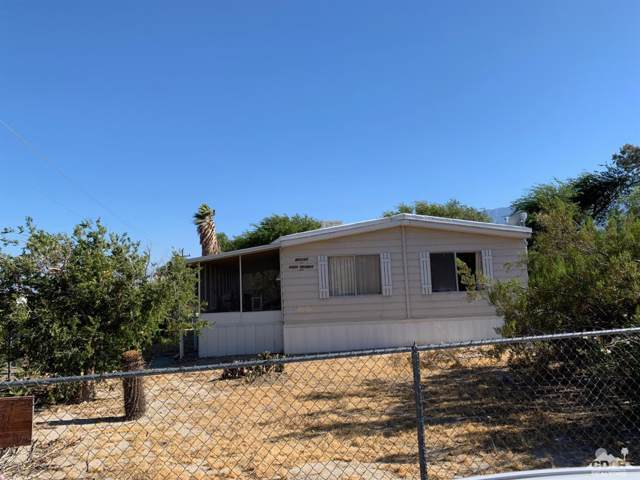 64091 Thomas Avenue, Desert Hot Springs, CA 92240 (MLS #219022327) :: Hacienda Group Inc