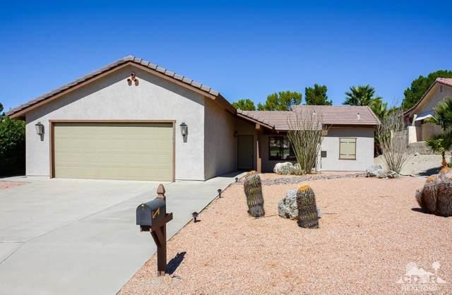 64494 Pinehurst Circle, Desert Hot Springs, CA 92240 (MLS #219022533) :: Mark Wise | Bennion Deville Homes