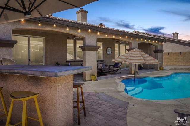 42668 La Danza Court, Indio, CA 92203 (MLS #219022625) :: The John Jay Group - Bennion Deville Homes